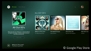 Android TV App: Spotify Music – für Android TV