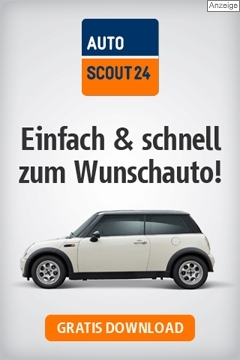AutoScout24 Gratis App Download für iPhone oder Android