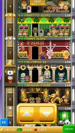 Casino Apps: Tiny Tower Vegas App