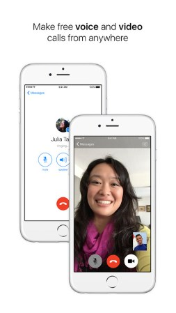 Chat Apps: Facebook Messenger App