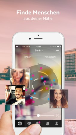 Dating Apps: LOVOO