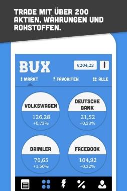 Gute Trading App