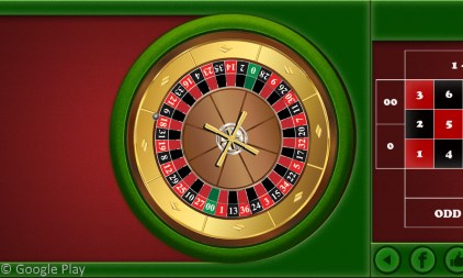 Roulette Apps: American Roulette App