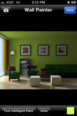 Wandfarben Ideen - Gratis-App.com