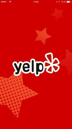 yelp app der restaurant bar und nightlife checker