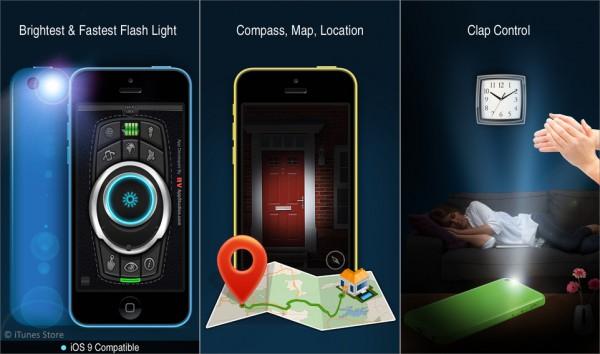 mehr als nur leuchten die 5 besten taschenlampen apps. Black Bedroom Furniture Sets. Home Design Ideas