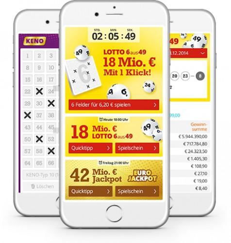lotto spielen app