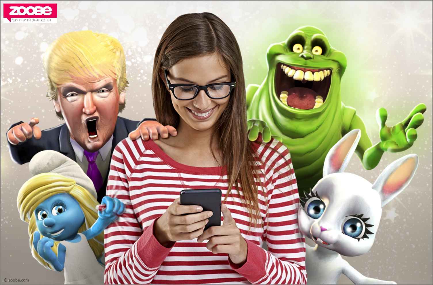 Zoobe App Coole Videoboschaften Schicken Gratis App Com