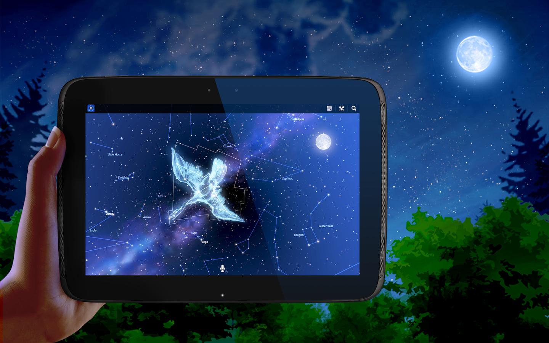 Sterne Erkennen App