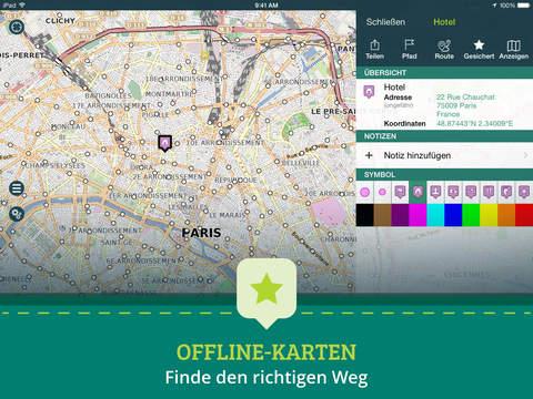 pocket earth beste karten app f rs iphone ipad. Black Bedroom Furniture Sets. Home Design Ideas