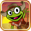Icon der App Froggy Jump