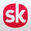 Icon der App Songkick Concerts