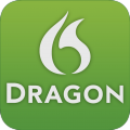 Icon der App Dragon Dictation