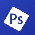 Icon der App Adobe Photoshop Express