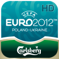 Icon der App UEFA EURO 2012 TM by Carlsberg
