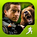 Icon der App Survival Run with Bear Grylls