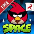 Icon der App Angry Birds Space Free