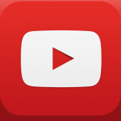 Icon der App YouTube