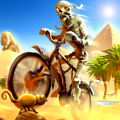 Icon der App Crazy Bikers 2 Free