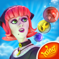Icon der App Bubble Witch Saga