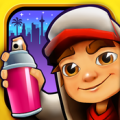 Icon der App Subway Surfers