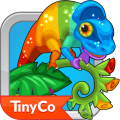 Icon der App Tiny Zoo Friends