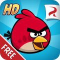 Icon der App Angry Birds Free