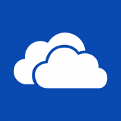 Icon der App SkyDrive