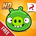 Icon der App Bad Piggies Free