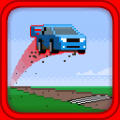 Icon der App Cubed Rally Redline
