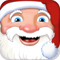 Icon der App Running With Santa