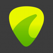 Icon der App Guitar Tuna