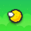 Icon der App Flappy Golf