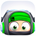 Icon der App Clumsy Ninja