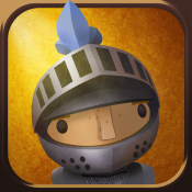 Icon der App Wind-up Knight