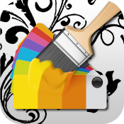 Wandfarben App paint simulation wandfarben