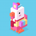 Icon der App Crossy Road