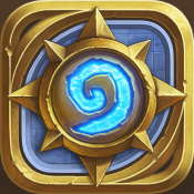 Icon der App Hearthstone Heroes of Warcraft