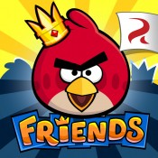 Icon der App Angry Birds Friends