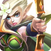 Icon der App Magic Rush: Heroes App