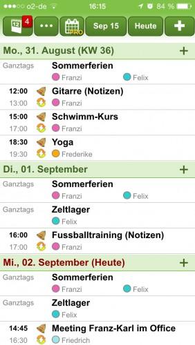 Gemeinsamer Kalender Iphone Android