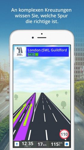 iphone 4 gratis navi app