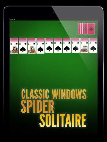 spider solitaire spielen kostenlos