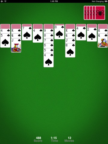 spider solitaire 2 suits free download