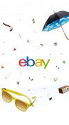 Screenshot der Android-App: eBay mobile App aus dem Google Play Store.
