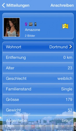 Triff neue Leute - Twoo for Android (reviewed) - Appszoom