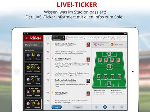 Kicker Online App