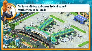 Screenshot der iPhone-App: Megapolis aus dem iTunes App Store (iOS).