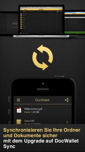 docwallet app die dokumentenverwaltung f r ipad mac pc. Black Bedroom Furniture Sets. Home Design Ideas