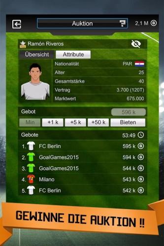 Kostenlose Fussball Manager